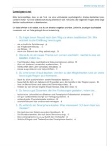 Lerntypentest als PDF zum Download